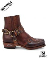 SENDRA Britnes Fl. Marron Evolution Tang 7811